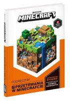 Książki Minecraft? Oczywiście!
